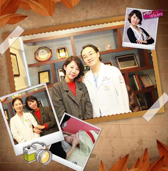 美女们的唠叨孙瑶来访韩国丽珍整形医院