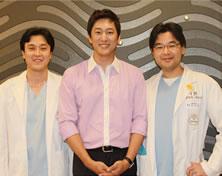 主持人韩唆俊来访韩国丽珍整形医院