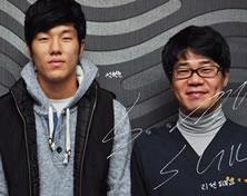 足球选手石玄俊来访韩国丽珍整形医院