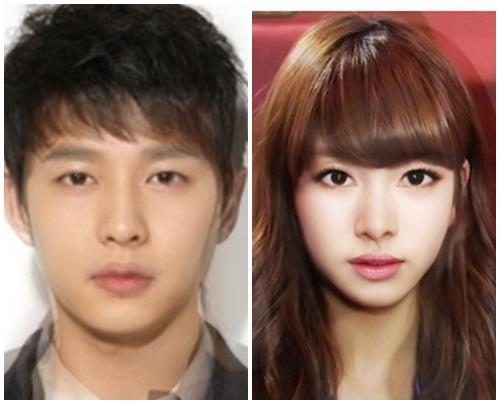 韩国faceline解密2013年男女明星脸型的标准