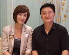 李和燕来访韩国UcanB整形医院