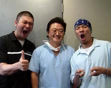 组合Dynamic Duo 来访韩国UcanB整形医院