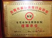 东莞美容行业协会理事单位