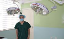 乌鲁木齐梁青松整形手术室