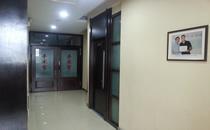 长春尚氏华医整形医院走廊