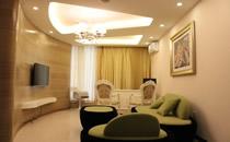 厦门美莱医疗美容豪华的休息室
