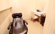 上海德琳医疗美容医院客人整妆室