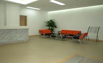 深圳天一国际医疗美容医院候诊厅三楼