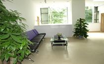 深圳天一国际医疗美容医院候诊厅二楼