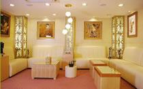 韩国CK整形外科医院休息室