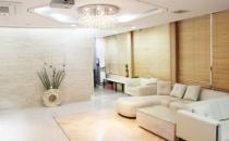 韩国珠儿丽整形外科休息大厅