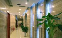 成都华颜整形医院走廊