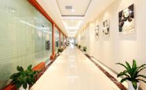 武汉真爱整形医院走廊