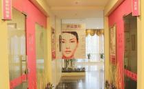 杭州同欣整形医院走廊