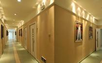 武汉伊美尚住院部走廊