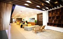 韩国Izien整形外科医院大厅