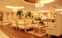 南京维多利亚二楼休息区