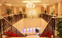 南京维多利亚二楼大厅