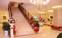 南京维多利亚大厅楼梯