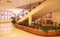 南京维多利亚一楼大厅