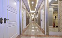 上海光博士医疗美容医院走廊