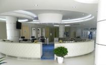 北京圣贝口腔医院休闲区