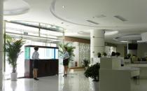 北京圣贝口腔医院大厅