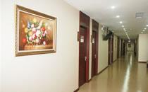 北京华韩整形医院走廊