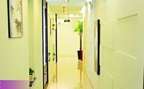 上海复丽医疗美容医院温馨走廊