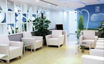 上海科瓦齿科整形医院休息区