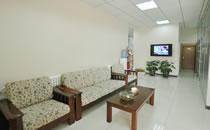 北京永康口腔医院候诊室