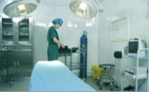 北京尹林丽格整形医院手术台