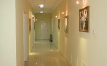 呼和浩特伊思整形医院走廊