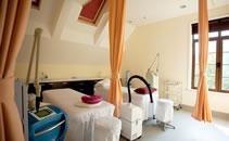 上海格娜美医学美容中心治疗室