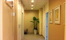 上海格娜美医学美容中心走廊