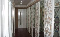 新疆乌鲁木齐子桐整形美容医院走廊