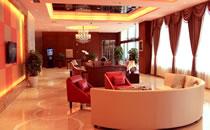 北京艺星整形医院大堂全景