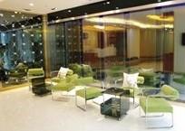 北京拜尔昊城口腔医院休息室