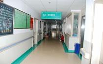 太原市第二人民医院烧伤整形美容科走廊