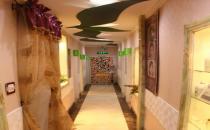 济南利维亚医疗美容诊所走廊