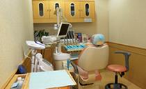 长沙鹏爱牙科中心洁牙室