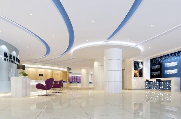 牙科诊所大厅设计图