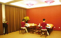 威海李青医疗美容诊所美容室