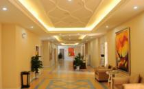 无锡施尔美整形医院走廊