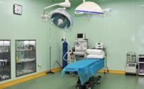 郑州美美整形医院手术室