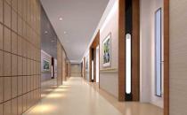 临沂微整形医院走廊