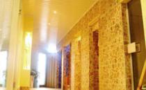 上海江依南疤痕整形医院走廊