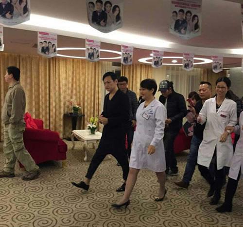 香港TVB影视巨星陶大宇亲临济南韩美