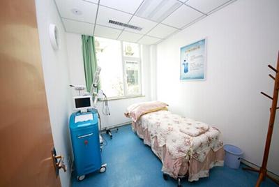 激光治疗室-淄博齐都医院皮肤整形美容科-无忧爱美网