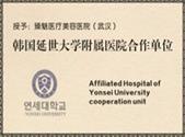 韩国延世大学附属医院合作单位
